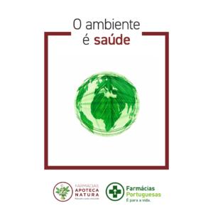 O Ambiente é saúde - Apoteca Natura