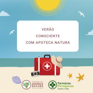Verão consciente com Apoteca Natura - Apoteca Natura